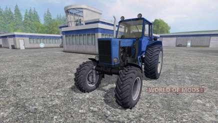 МТЗ-82 Турбо v2.0 для Farming Simulator 2015