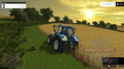 Coldborough Park Farm 2015 v1.2 для Farming Simulator 2015