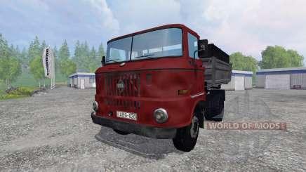 IFA W50 v1.1 для Farming Simulator 2015