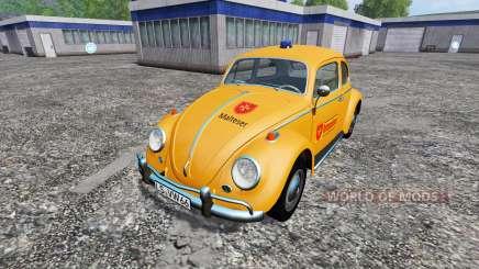 Volkswagen Beetle 1966 [Maltese] для Farming Simulator 2015