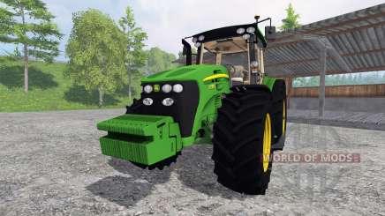 John Deere 7730 для Farming Simulator 2015