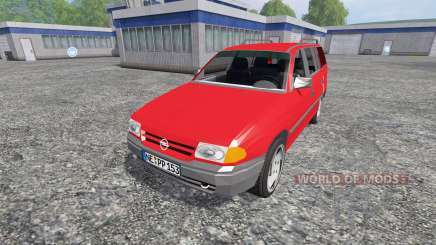 Opel Astra F Caravan для Farming Simulator 2015