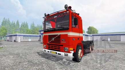Volvo F12 v1.1 для Farming Simulator 2015