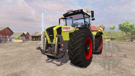 CLAAS Xerion 3800 SaddleTrac v1.1 для Farming Simulator 2013