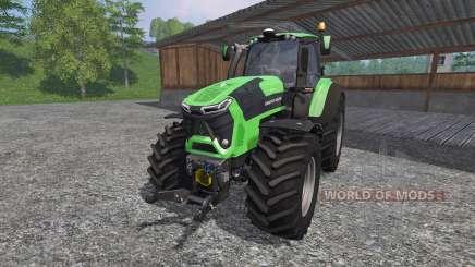 Deutz-Fahr 9340 TTV для Farming Simulator 2015
