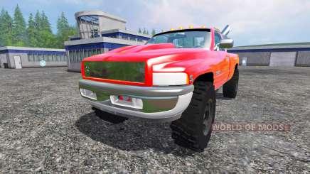 Dodge Ram 2500 2001 для Farming Simulator 2015
