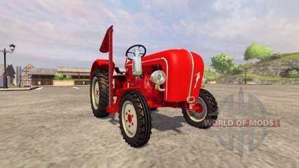 Porsche Standard [cutter] для Farming Simulator 2013