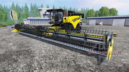 New Holland CR90.75 [Yellow Bull] v2.0 для Farming Simulator 2015