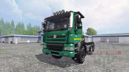 Tatra Phoenix T 158 v1.1 для Farming Simulator 2015