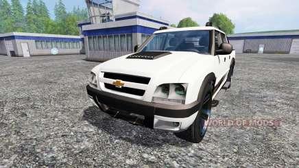 Chevrolet S-10 для Farming Simulator 2015