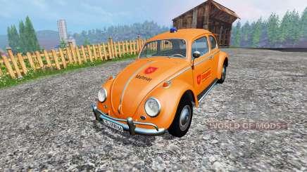Volkswagen Beetle 1966 [Maltese] v2.0 для Farming Simulator 2015