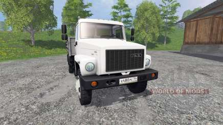 ГАЗ-35071 v3.0 для Farming Simulator 2015
