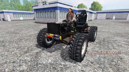 Land Rover Defender 90 [trial] для Farming Simulator 2015