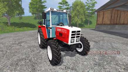 Steyr 8070A SK2 FL для Farming Simulator 2015