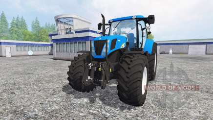 New Holland T7030 [final] для Farming Simulator 2015