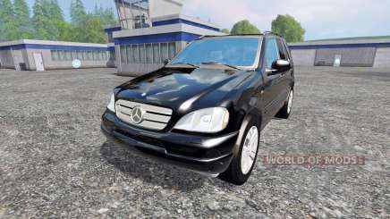 Mercedes-Benz ML430 для Farming Simulator 2015