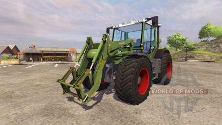 Fendt Xylon 524 v4.0 для Farming Simulator 2013