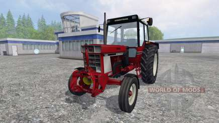 IHC 1055 для Farming Simulator 2015