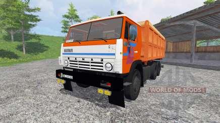 КамАЗ-5320 для Farming Simulator 2015