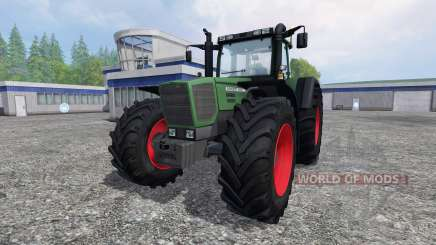Fendt Favorit 824 для Farming Simulator 2015
