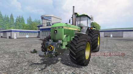 John Deere 4755 v3.0 для Farming Simulator 2015