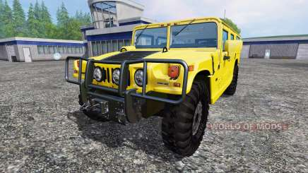 Hummer H1 Alpha для Farming Simulator 2015