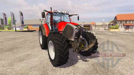 Lindner Geotrac 134 для Farming Simulator 2013