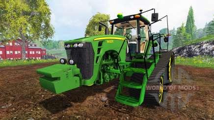 John Deere 8430T для Farming Simulator 2015