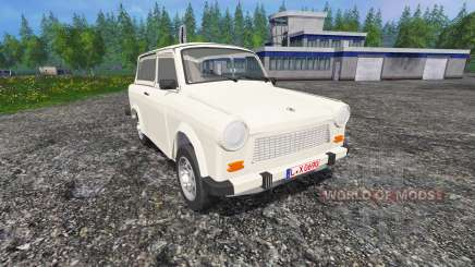 Trabant 601 S v0.6 для Farming Simulator 2015