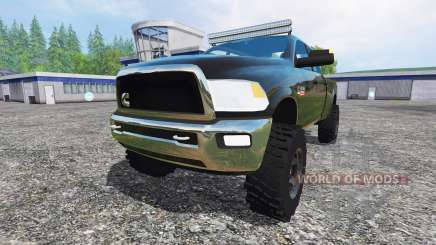 Dodge Ram 2500 2012 v4.0 для Farming Simulator 2015