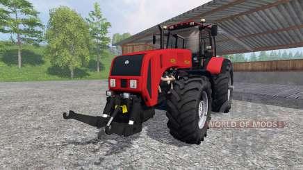 Беларус-3522 v1.4 для Farming Simulator 2015