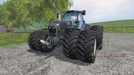 Deutz-Fahr Agrotron 7250 Warrior v3.0 для Farming Simulator 2015