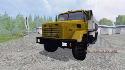 КрАЗ-7140 для Farming Simulator 2015
