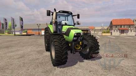 Deutz-Fahr Agrotron 430 TTV для Farming Simulator 2013