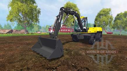 Mecalac 12MTX для Farming Simulator 2015