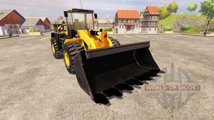 Caterpillar 966H v2.0 для Farming Simulator 2013