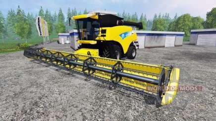 New Holland CR 9090 для Farming Simulator 2015