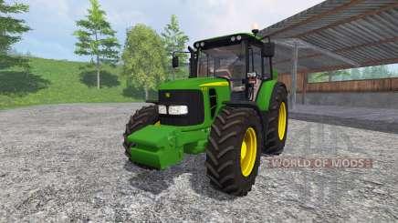 John Deere 6230 для Farming Simulator 2015