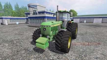 John Deere 4755 [terra] для Farming Simulator 2015