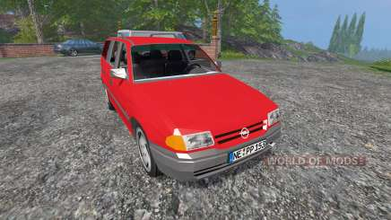 Opel Astra F Caravan v2.0 для Farming Simulator 2015
