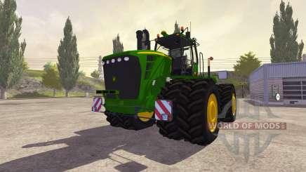 John Deere 9630 v2.0 для Farming Simulator 2013
