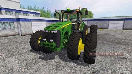John Deere 8530 [USA] v2.0 для Farming Simulator 2015