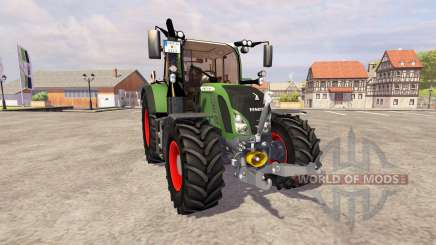 Fendt 516 Vario SCR Professional Plus для Farming Simulator 2013