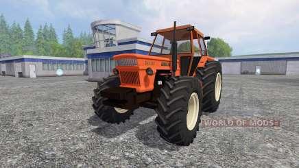 Fiat 1300 DT для Farming Simulator 2015