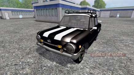 ЗАЗ-968М [black] для Farming Simulator 2015