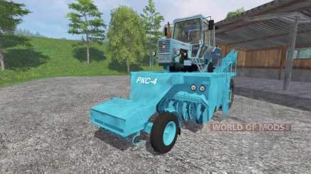РКС-4 v2.0 для Farming Simulator 2015