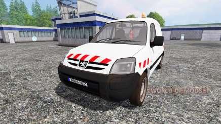 Peugeot Partner v2.0 для Farming Simulator 2015