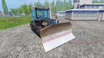 ХТЗ-181 [отвал] для Farming Simulator 2015