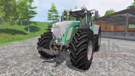 Fendt 939 Vario [washable] для Farming Simulator 2015