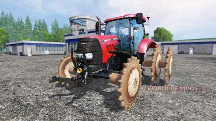 Case IH Puma CVX 160 FL для Farming Simulator 2015